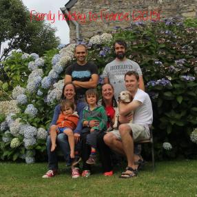 A fab family holiday