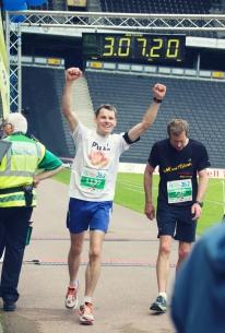 MK Marathon (26 miles) 2014