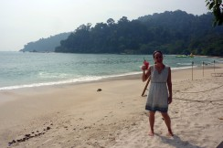 My favourite beach in Malaysia