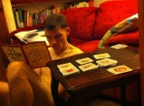 Reading the rules!