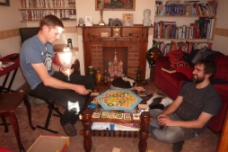 The Settlers of Catan..