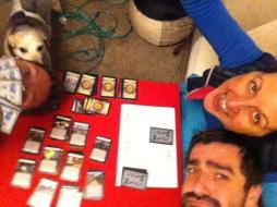 Dominion selfie..