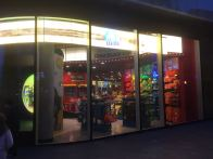 The four storey shop devoted to M&Ms!