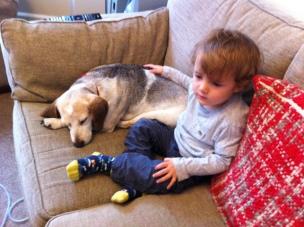 Nate loves Lottie!