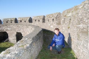 Derby Fort, Langness