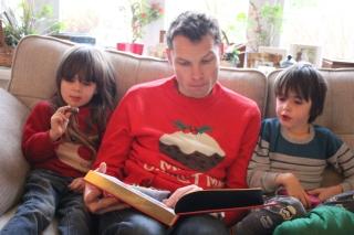 Christmas story time!