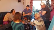 Boxing day monopoly....