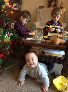 Joe, Nate and Ben