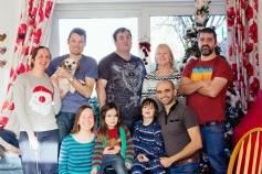 The family photo!