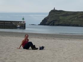Port Erin beach