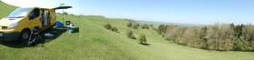 Picnic at Burton Dassett County Park