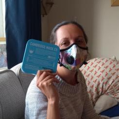 My super mask!