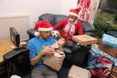More presents.