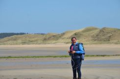 Dunnet Bay on the North Coast