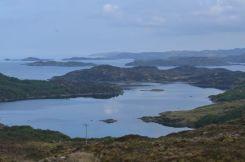 Loch Nedd on the Assyant Peninsula
