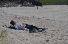 Clachtoll beach on the West Coast