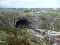 Smoo Caves on North Coast