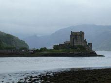 The famous shortbread tin castle!!