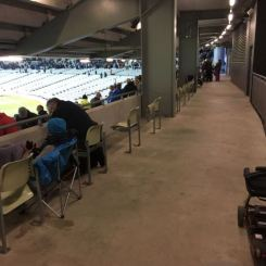 Disabled Area in The South Stand