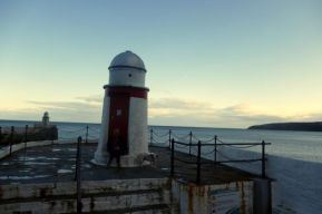 Laxey lighthouse