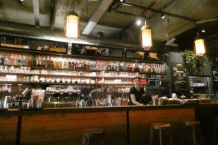 Local bar/cafe