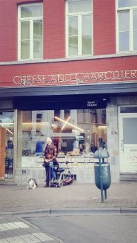 The local cheese shop